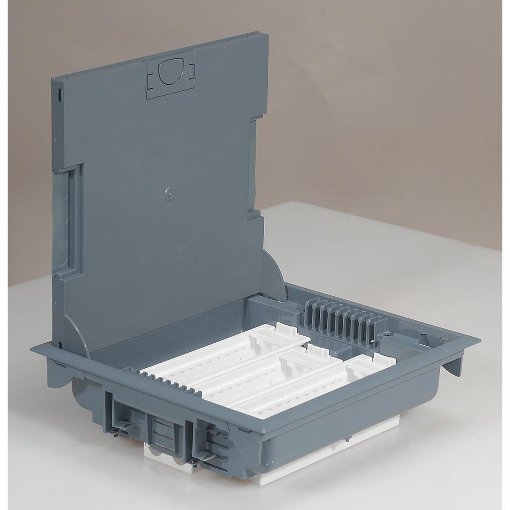 ae84f1769 Škatuľa podlahová LE089611 pre 18M nastaviteľná 75-105mm - Podlahové ...