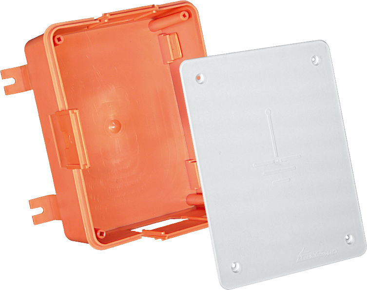 94b63bc93 Škatuľa PZO pre bleskozvodové inštalácie výškovo nastaviteľná do ...