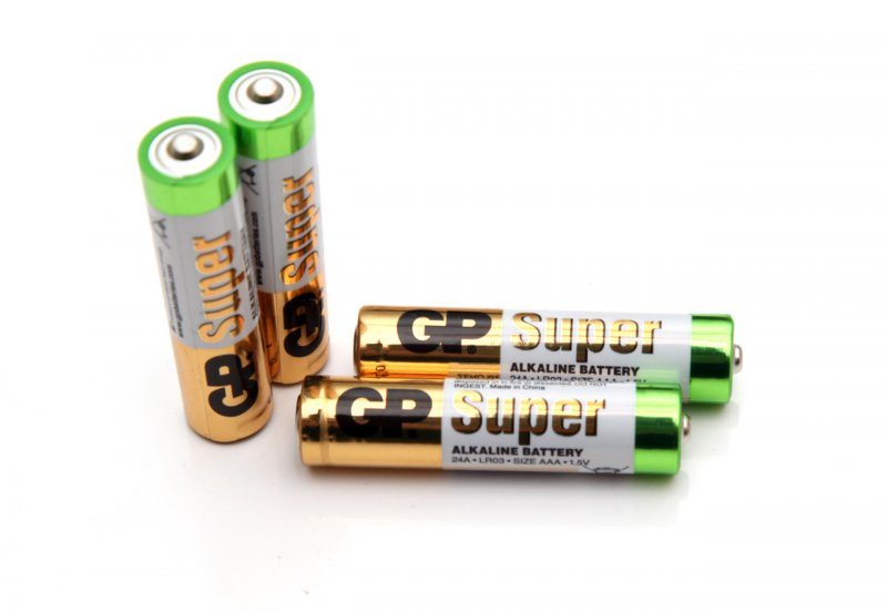 1 5v aaa gp super alkaline battery